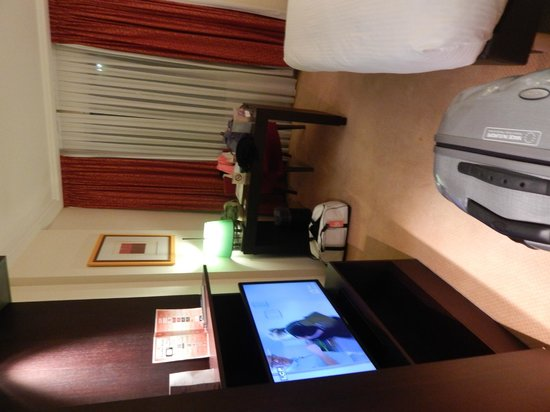 Parker Hotel Brussels Airport: bureau