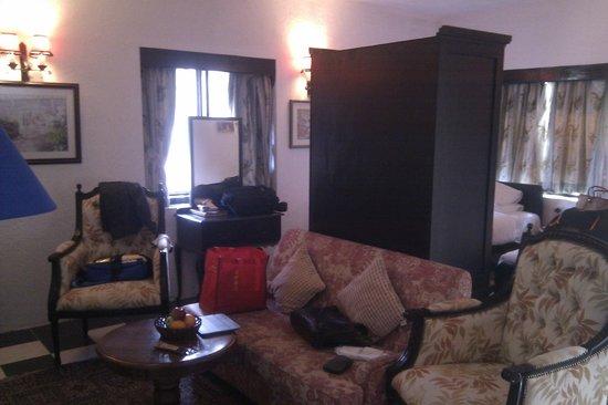 Smokehouse Hotel Cameron Highlands: Glenmore Suite