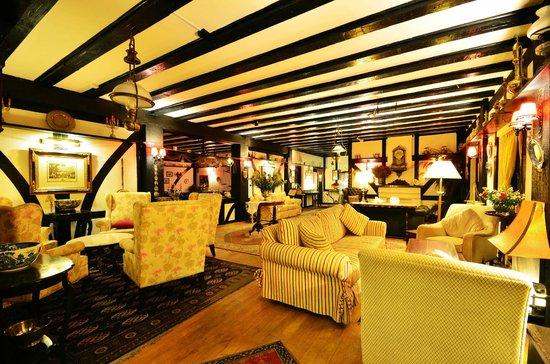 Smokehouse Hotel Cameron Highlands: Lobby 1