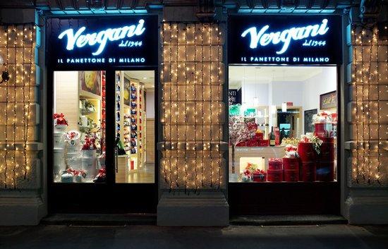 Vergani, il panettone di Milano