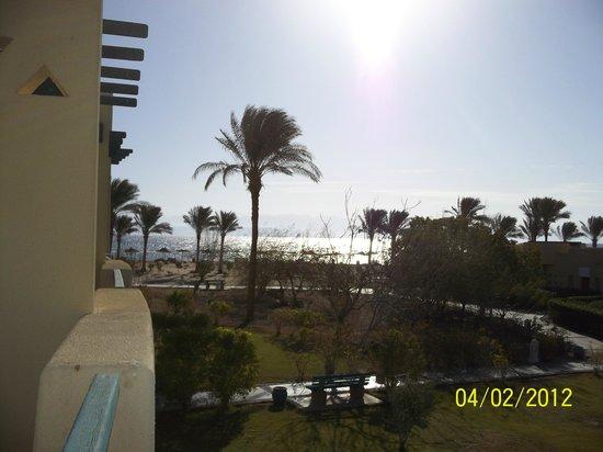 The Bay View Resort Taba Heights : номер