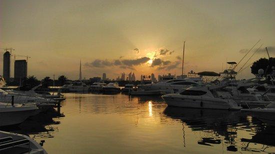 Park Hyatt Dubai : Sunset view