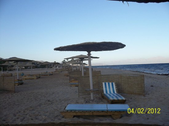 The Bay View Resort Taba Heights : пляж
