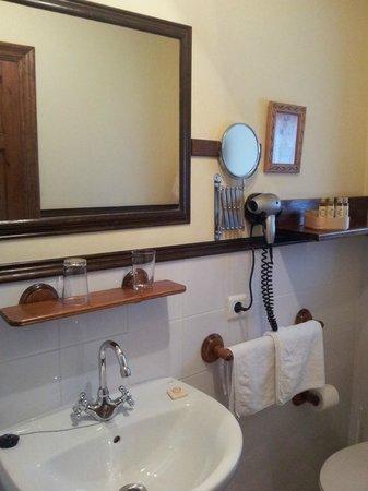 Posada San Pelayo: Baño