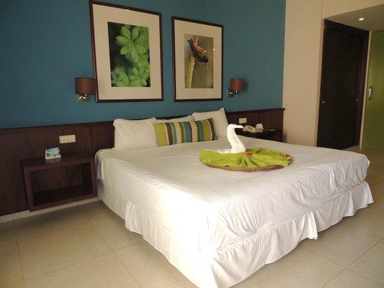 Now Larimar Punta Cana : Notre chambre