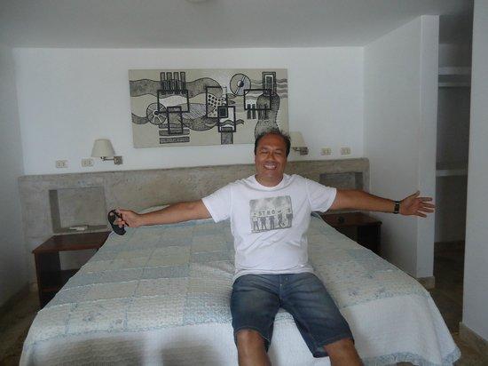 Puerto Palos: Habitación suite