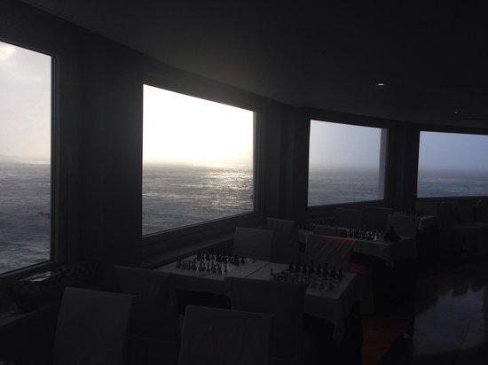 Caleta Hotel: View from restaurant