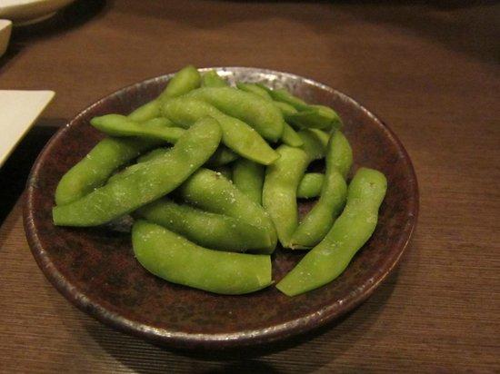 Otaru Sushi Japanese Restaurant: Edamame
