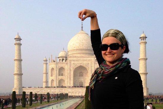 Bharti Massage Center: Jitka Vomajda