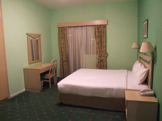 Pearl Residence : Sypialnia w hotelu
