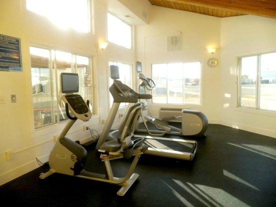 Days Inn Billings: Fitness room