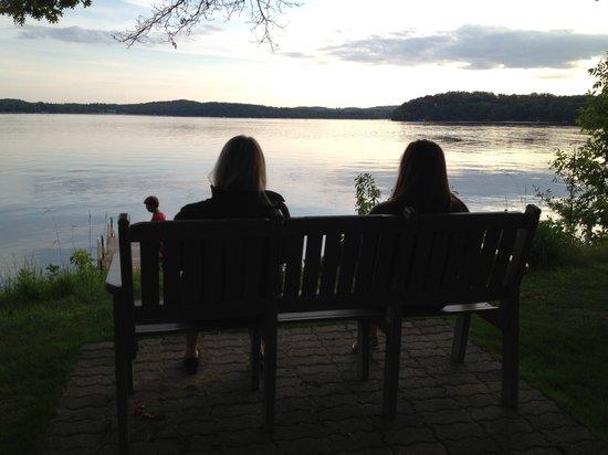 Kavanaugh's Sylvan Lake Resort : Solitude!