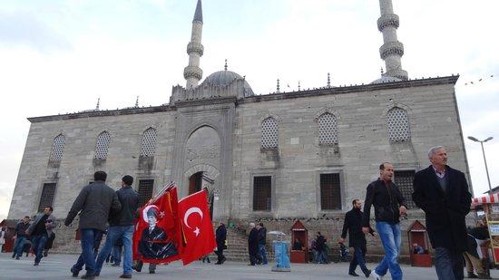 Mezquita de Suleiman o Mezquita de Süleymaniye: Lets pray