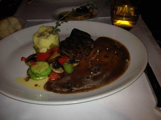 Nejat Balik: Pepper Steak
