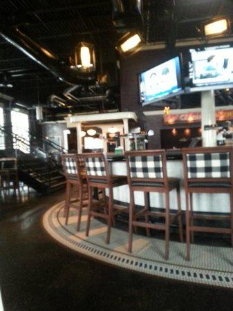 Champs Sports Bar: Bar
