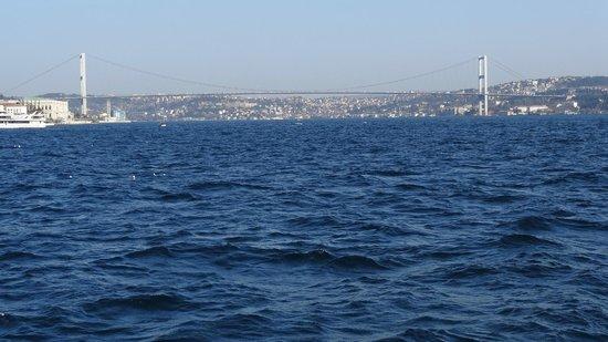 Bosphorus Strait: B..is for Blue