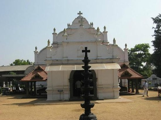 Thiruvalla, India: Church