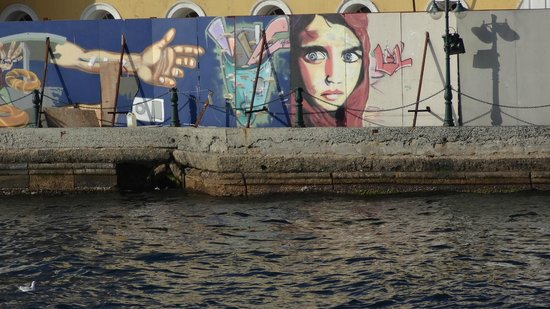 Bosphorus Strait: Be Creative