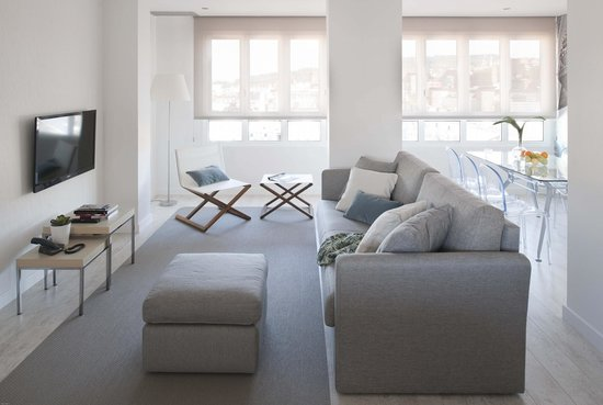 Eric Vökel Boutique Apartments - Gran Vía Suites: Salón comedor
