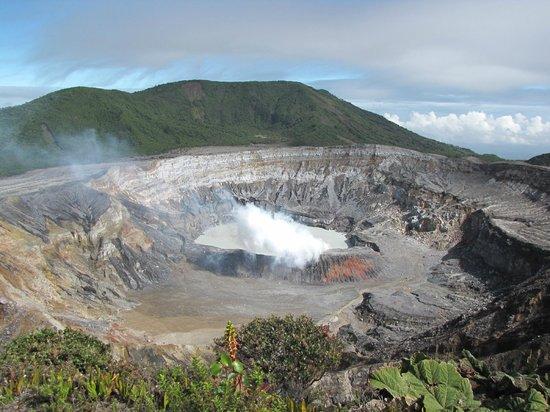 Poas Volcano: Volcan Poas