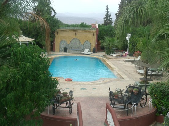 Riad Hotel l'Arganier d'Or: Riad l'Arganier d'Or