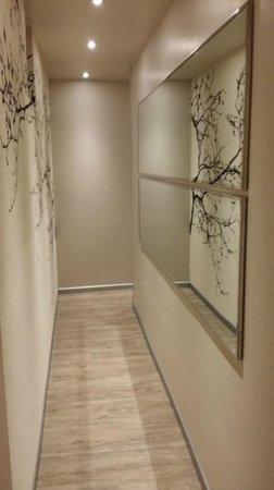 Hôtel Vivaldi: Chambre