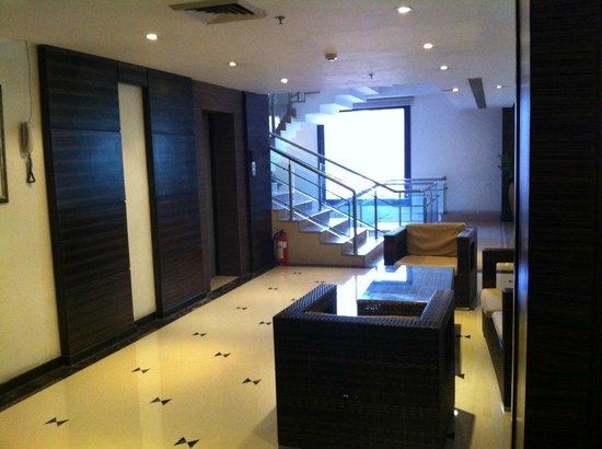 Mapple Emerald: Room Level Lobby