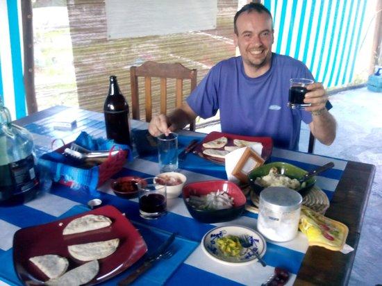 Hacienda La Catrina: pranzando con Roberto