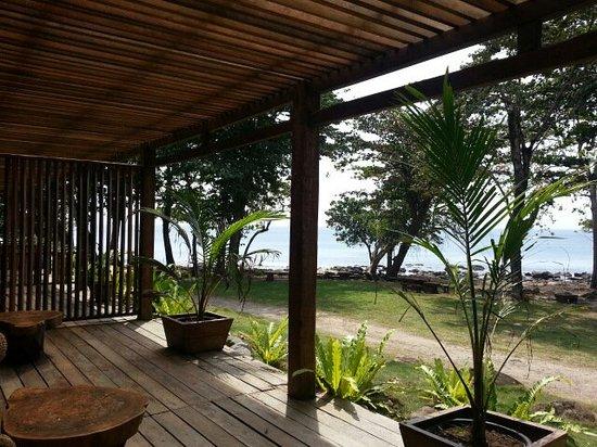 The Pade Resort: Facing the beautiful sea