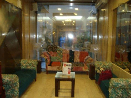 Hotel Panamericano : Lobby of the hotel