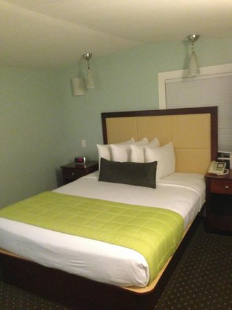 Albury Court Hotel in Key West: Bedroom #2