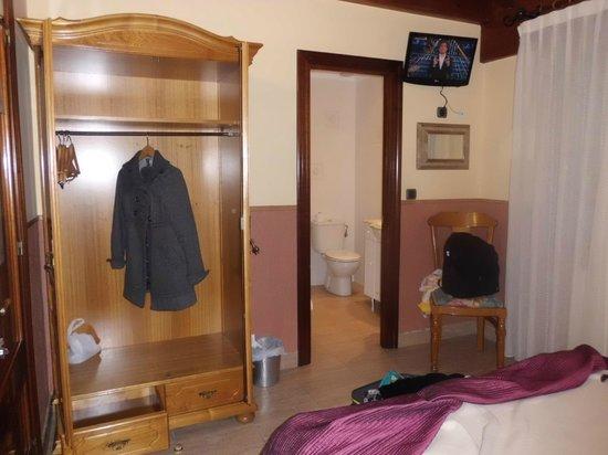 Hotel Artetxe: habitacion