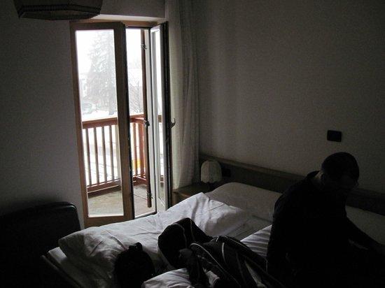 Hotel Bellamonte: CAMERA