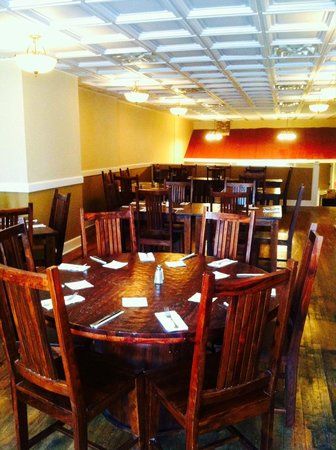 Dining room jonesborough restaurant reviews phone for Dining room jonesborough tn menu