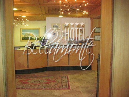 Hotel Bellamonte: INGRESSO