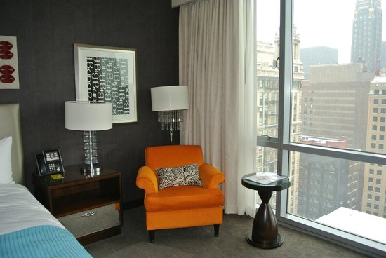 theWit - A DoubleTree by Hilton: Bedroom