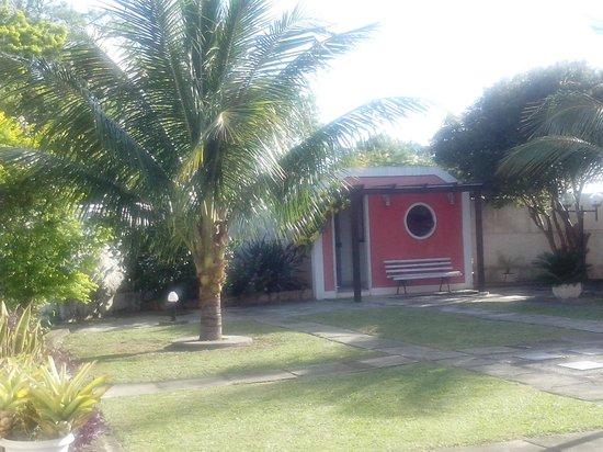 Pousada Maison Aires Malcher: Entrada
