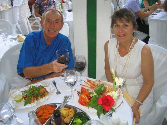 Restaurante Valparaiso : food at its best
