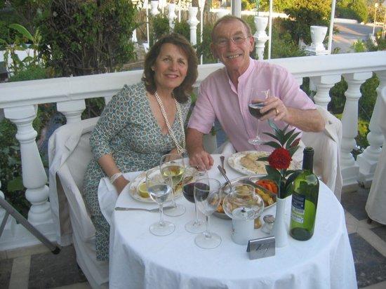 Restaurante Valparaiso: wonderfull night