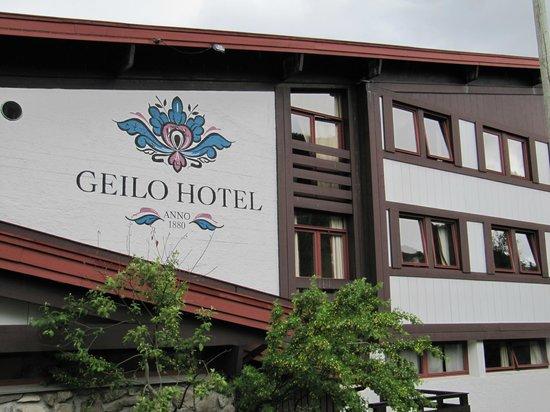 Ustedalen Hotel : отель