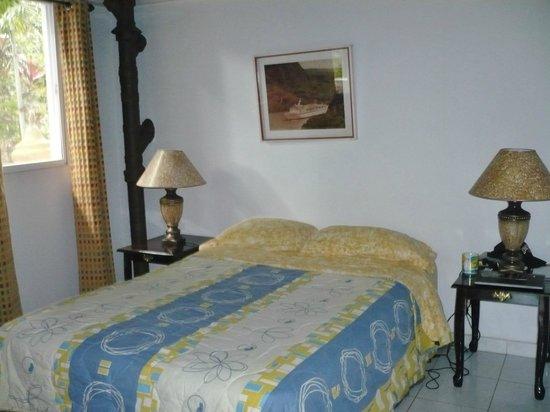 Ivan's Bed & Breakfast Birding Lodge: Bedroom