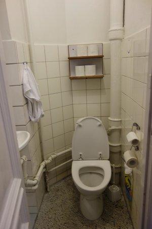Annex Copenhagen: toilet