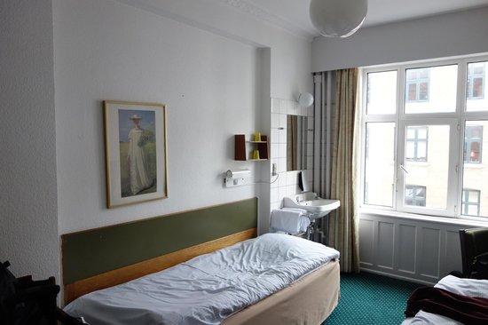 Annex Copenhagen : room