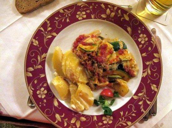 Hotel Solaia: l'eleganza della cena