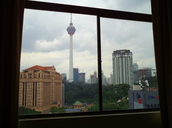 AnCasa Express @ Pudu: View from room