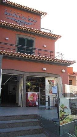 The Terrace at Hotel Jardim do Mar