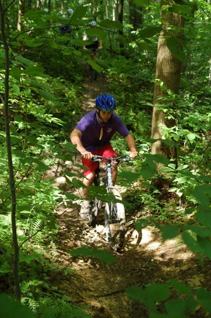 Wilderness Voyageurs: Mountain biking more than 40 miles of trails in Ohiopyle State Park