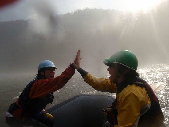 Wilderness Voyageurs: Good times on the Cheat River in West Virginia