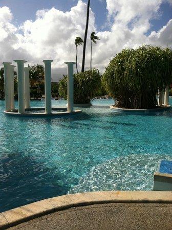 Melia Coco Beach : Main Pool