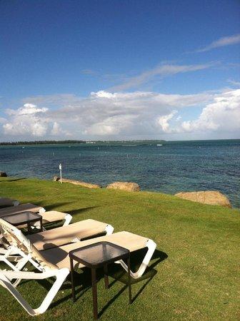 Melia Coco Beach : Ocean View by Main Pool